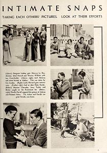 Modern Screen, June 1933