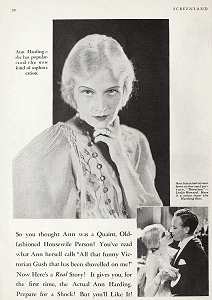 Screenland, November 1931
