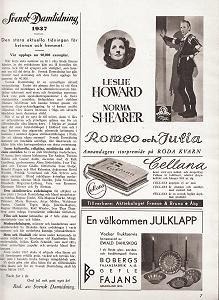 Svensk Damtidning, December 26, 1936